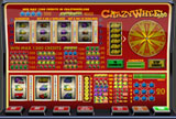 Crazywheel 500 fruitmachine