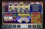 Arabian Nights gokautomaat