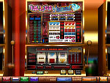 Falling diamonds slot