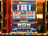 Red White and Blue casino slot